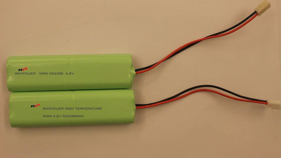 4.8V AA2100mAh Emergency Lighting Battery Low Discharge ICEL1010